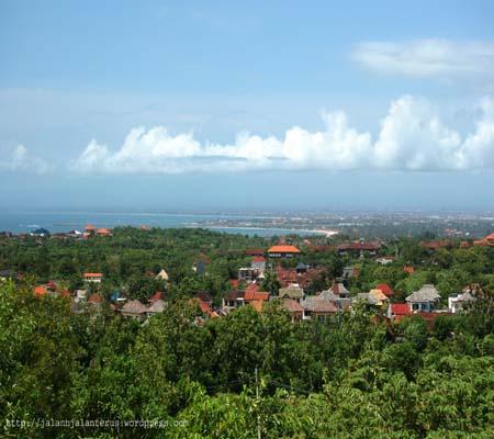 Bali from GWK