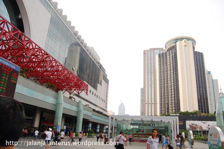 Luohu-tempat belanja murah Shenzhen(part1) (1/2)